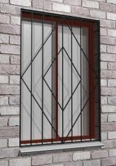 Наружные решетки на окнах