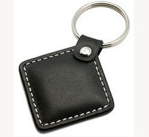 Contactless RFID Em-Marine charm leather