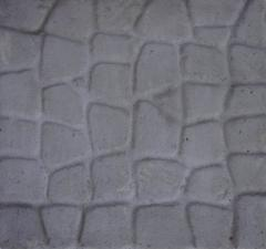 The paving slabs of Booth of 4 pieces on 1 sq.m,