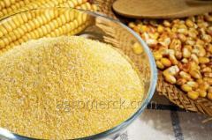 Kukuřičné krupice