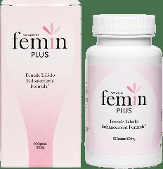 Капсулы для женского либидо Femin Plus...
