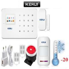 GSM alarm system for home
