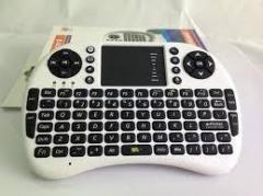 Беспроводная мини-qwerty-клавиатура с тачпадом и