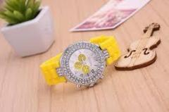 Женские часы Geneva Crystal