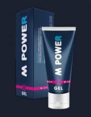 M-Power (М-Повер) - гель для потенции