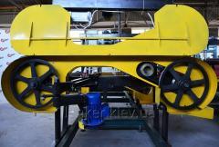 Промислова стрічкова пилорама Lenker HBS-5