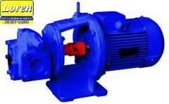 Gear pump NMSh 2/40-1,6/16