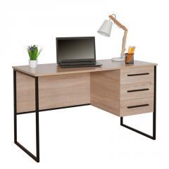 Стол письменный Fenster Универ 6 Дуб Сонома 74x120x60