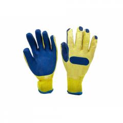4206 Перчатки трикотажные с двойным латексным покрытием