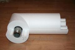 Теплоізоляція для труб