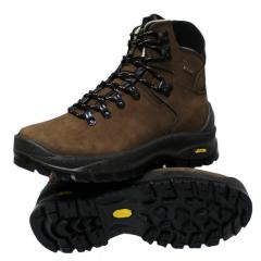 Grisport ботинки trekking Vibram коричневые