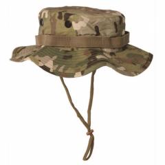 Panamás de uniforme