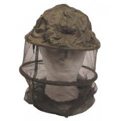 Антимоскитная сетка на голову с резинкой MFH,