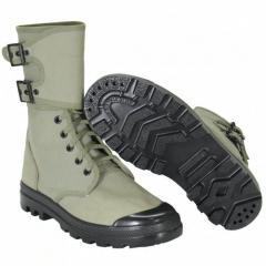Zapatillas tácticas del ejército francés Mil-Tec