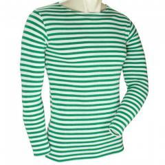 Men`s striped vests