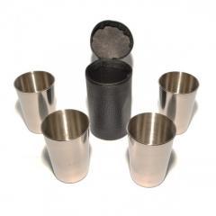 Набор стаканов GrandWay 4х140 мл