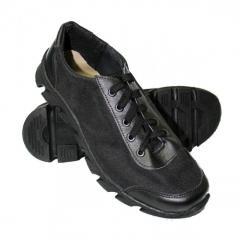 Обувь полицейская