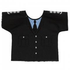 """Сувенирная рубашка для бутылки """"Поліція..."""