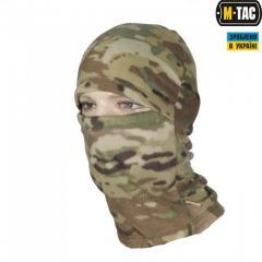 M-Tac Балаклава ниндзя Elite флис Multicam