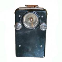 Армейский карманный сигнальный фонарик СССР