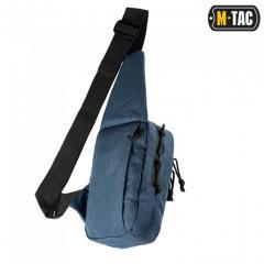 M-Tac сумка-кобура наплечная синяя