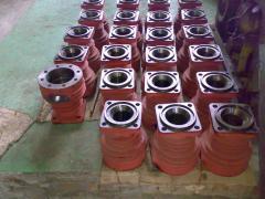 Spare parts to the VSh-3/40 compressor
