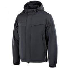 M-Tac куртка на флисе Ranger черная
