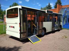 Автобус ISUZU A-092H6 Городской Низкопольный
