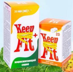 KeepFit (KipFit) - kompleks wyszczuplający