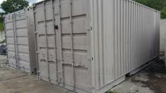 Морской контейнер 20ф