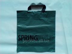 Bags from polyethylene