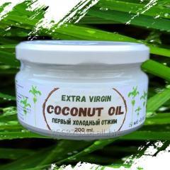 Кокосовое масло нерафинированное,натуральное. от