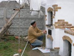 Барбекю и печи для сада Киев и Киевская область