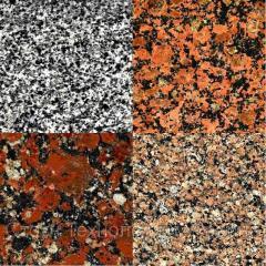 Granite plate