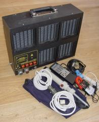 Electricity theft detection equipment (electricity