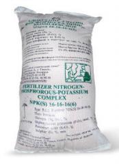 Nitroammofosk (asophoska), brand 16-16-16,