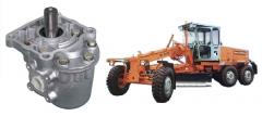 Насос шестеренчатый НШ 10Д-4 для трактора