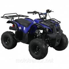 Квадроцикл SP110-3 (с задним ходом, колеса 16*8-7