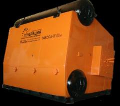 Паровой котел ДЕ-4-14 ГМО (газ) ММЗ