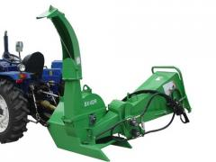 Измельчитель веток BX62R FRD Machinery