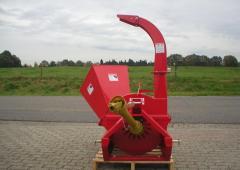 Измельчитель веток BX62S FRD Machinery