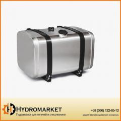 Алюминиевый топливный бак Afo Makina 700л