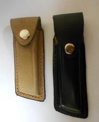 Cover under a holder leather, a cover under a