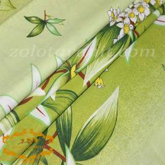 Бязь Gold N6571-3green