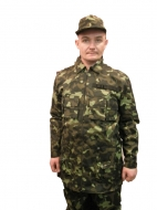 Hunter's suit, clothes camouflage,