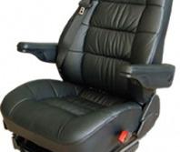 Сидения для микроавтобусов Кресло кожзам, с двумя