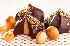 Мягкая шоколадная конфета Завтрак с Тиффани