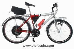 Велосипеды ARDIS и Azimut с электро набором разных