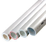 Pipes for hot and cold water polypropylene,