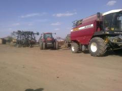 I will sell agricultural firm in Odessa region of